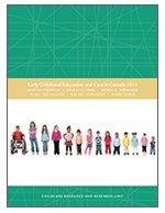 Early childhood education and care in Canada 2019